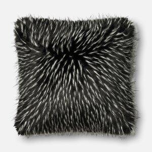 Faux Fur Throw Pillow Cover