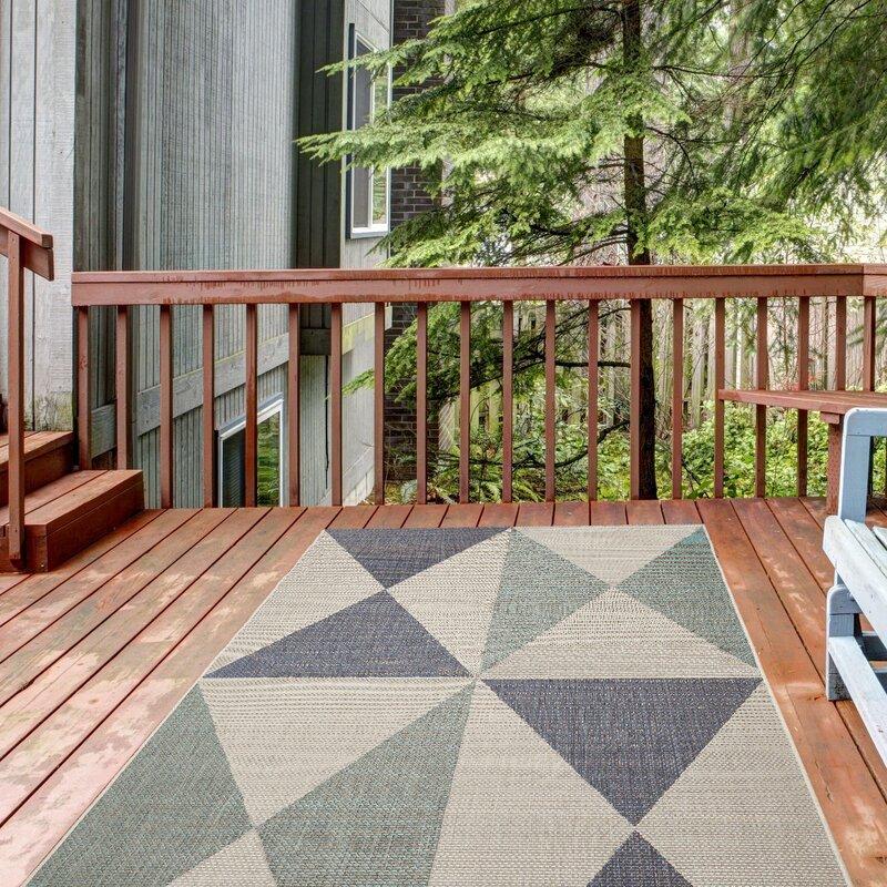 floorita innen au enteppich geo in beige aquamarin. Black Bedroom Furniture Sets. Home Design Ideas