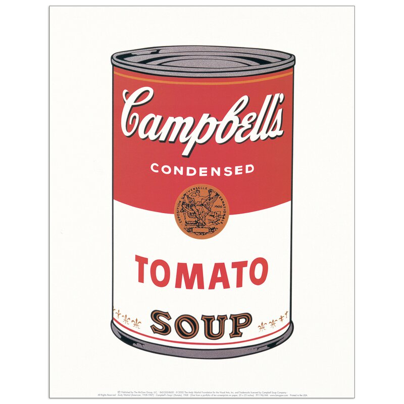 「campbell's hot to tomato」の画像検索結果