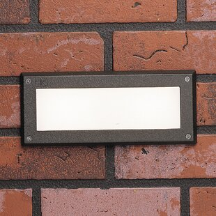 1-Light LED Deck Light by Kichler