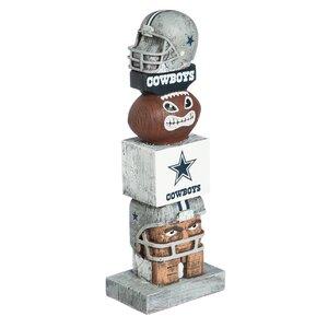 NFL Tiki Totem Statue