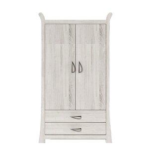 Ellen 2 Door Wardrobe By Harriet Bee