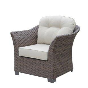 Mcevoy Patio Chair with Cushions