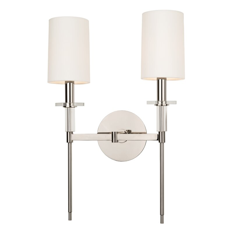 Amherst 2 Light Candle Sconce