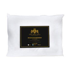Triumph Hill Down and Feathers Pillow by DSD Group