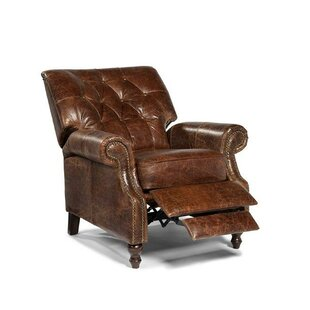 Philip Leather Recliner