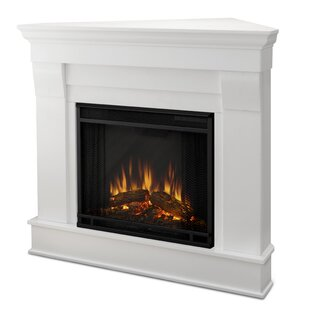 Chateau Corner Electric Fireplace By Real Flame