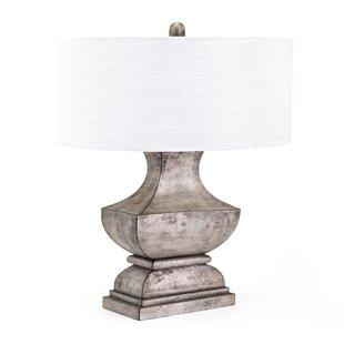 Nightingale Mango Wood 22 Table Lamp