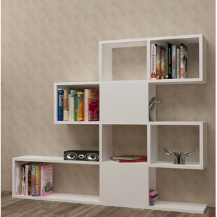 Huseman Cube Unit Bookcase Wrought Studio
