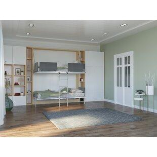 Brayden Studio Gautreau Twin Murphy Bed