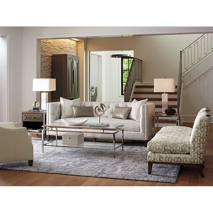 Miraculous Ariana Chesterfield Configurable Living Room Set Home Interior And Landscaping Ponolsignezvosmurscom