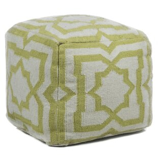 Muriel Pouf by Bungalow Rose