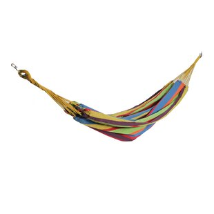 Houser Striped Woven Double Brazilian Tree Hammock
