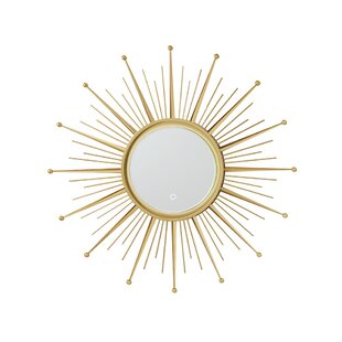 Ronbow Sunburst Bathroom/Vanity Mirror