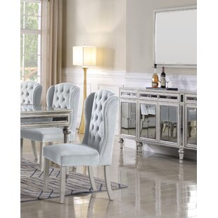 Boucher Wingback Dining Chair (Set of 2) House of Hampton