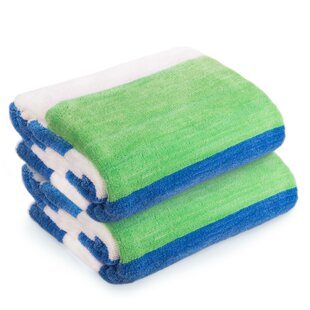 Wing Velour Cabana Cotton Towel