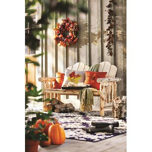 Coke Deck Wood Garden Bench by Darby Home Co Spacial Price
