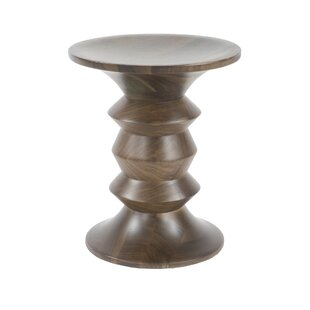 Galla Home Spindle C End Table