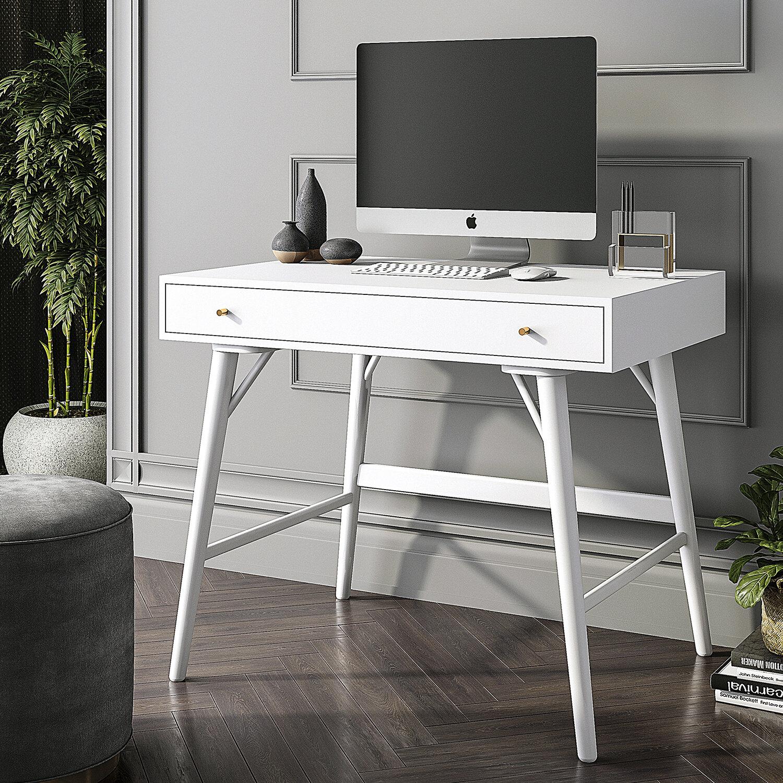 Small White Desks You Ll Love In 2020