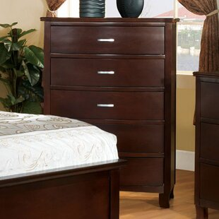 Darby Home Co Alvy 5 Drawer Chest