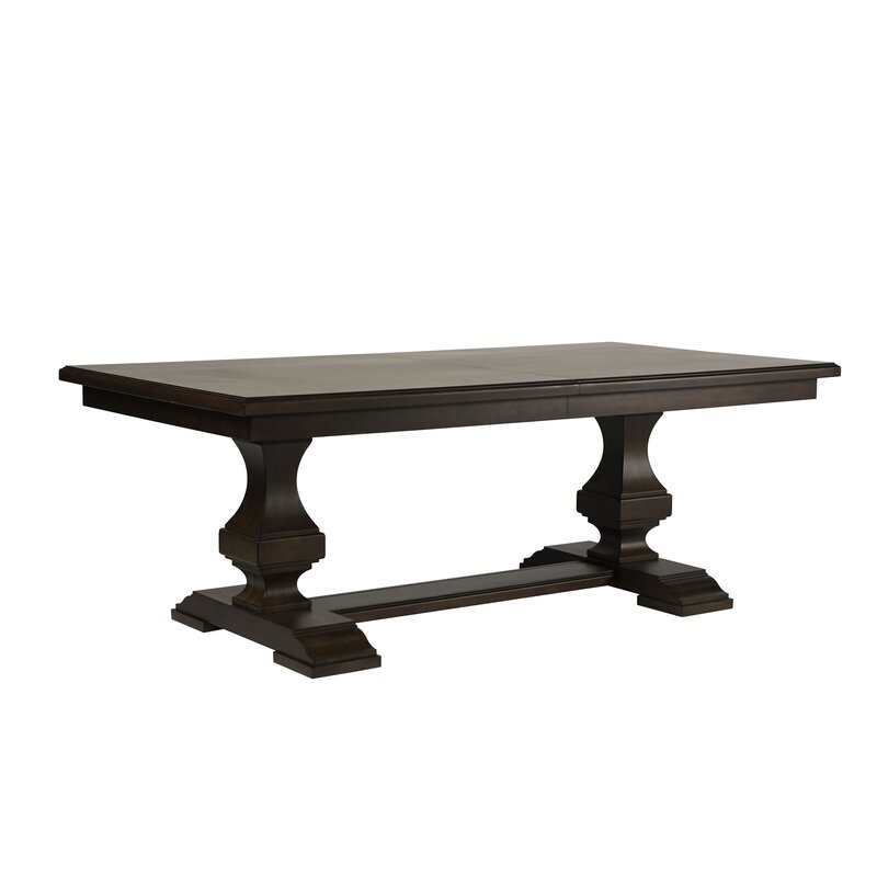 Encinal Double Pedestal Dining Table