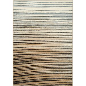 Baumgart Gradient Stripes Rug