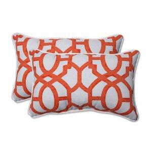 Claflin Outdoor Lumbar Pillow (Set of 2)