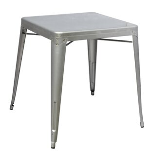 Plumerville Metal Dining Table by Zipcode..