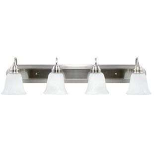 4-Light Vanity Light by Efficient Lighting