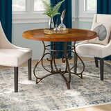 Jefferson Cafe Dining Table by Winston Porter