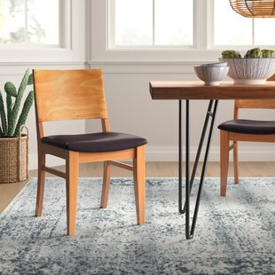 Zinab Dining Chair (Set Of 2) by Mistana Cheap