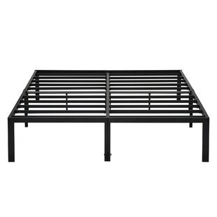 T2000 Dura Metal Steel Slat Bed Frame