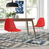 Modern Gold Red Dining Chairs Allmodern
