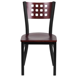 Chafin Wood Side Chair by Winston Porter