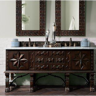 Avedon 72 Double Bathroom Vanity Set By Astoria Grand