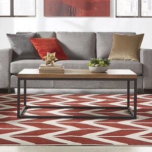 Bollman Coffee Table by Mercury Row