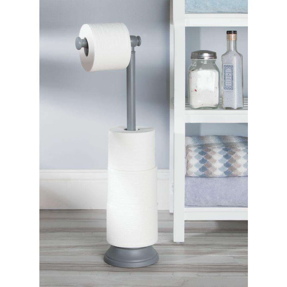 Idesign Kent Free Standing Toilet Paper Holder Wayfair