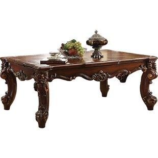 Fatima Wood Coffee Table ByAstoria Grand
