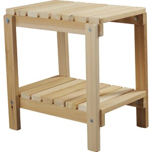 Compare prices Suzann End Table ByHighland Dunes