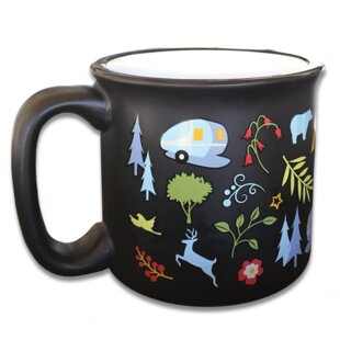 Crippen Into the Woods Coffee Mug