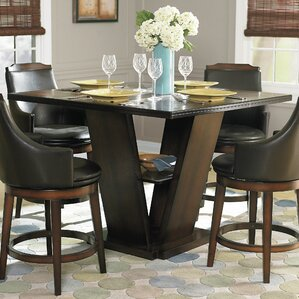Allenville Counter Height Dining Table by Three Posts