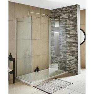139,8 cm x 185 cm Duschtür Wetroom von Premier