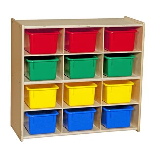 Inexpensive Contender Baltic 12 Compartment Cubby ByWood Designs