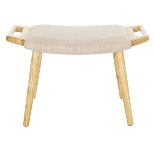 Union Rustic Templeton Upholstered Bench