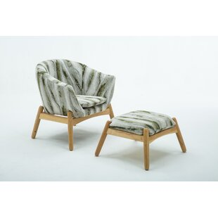 Travis Lounge Chair by Modern Rustic Interiors