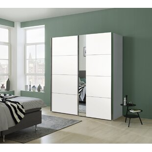 Pemberton 2 Door Sliding Wardrobe By Metro Lane