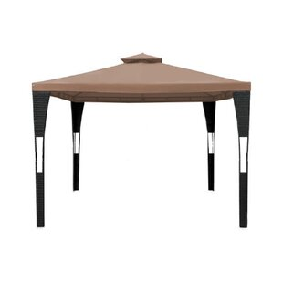 Honore 3m X 3m Steel Patio Gazebo By Sol 72 Outdoor