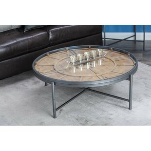 Affordable Clock Coffee Table By Cole & Grey