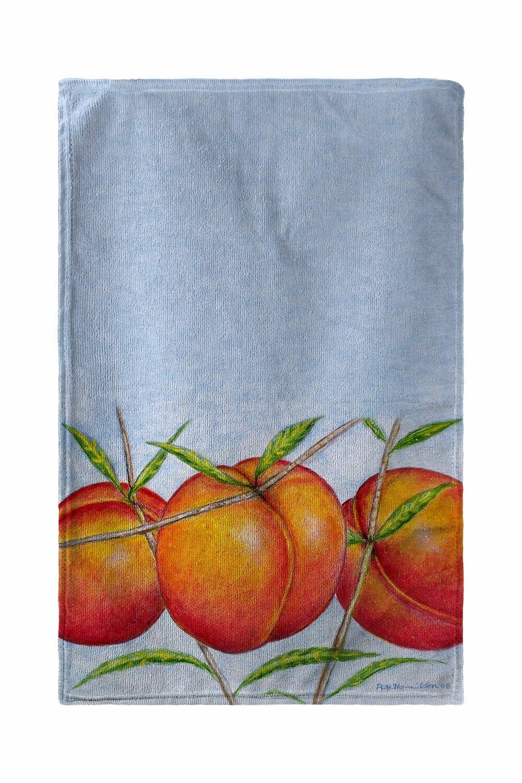 Bay Isle Home Besaw Peaches Beach Towel Wayfair