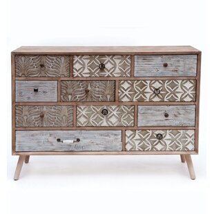 Misael 11 Drawer Chest Of Drawers By Latitude Vive